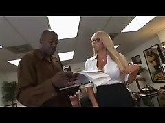 Karen Fisher Takes On Lexington Steele's Fuck Muscle!