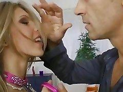 Kinky Abby H anal banged with big cock