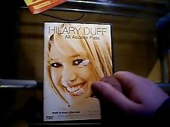 Hilary Duff dvd Cover