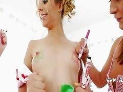 girl2girl hardcore anal toying