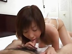 duo asians fuck anal and making blow