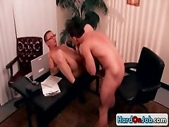 Brenn luke fucking and sucking gay dick part5