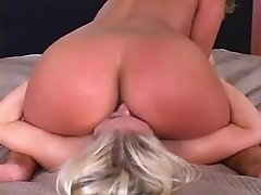 Pussy And Ass Worshiping
