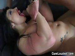 Big tits Spanish girl gets fucked hard part5