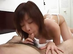 duo asians fucking bum and making blow