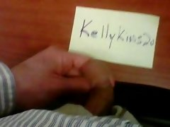 cumming at work for Kellykins