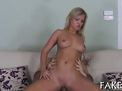Hot bawdy cleft sharing with wild pretty chick