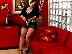 Slutty hot Cathy Barry loves getting jizzed on her warm mouth after a nice bang