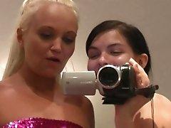 20yo blonde student, lapdancing and blowing