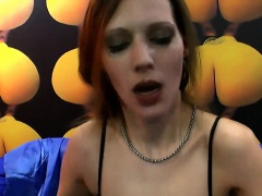 European slut rides dicks