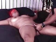Daddys tied up slut toyed and molested BDSM fetish porn
