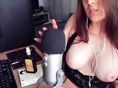 ASMR Jerk Off Instructions - Ease Off and come with me.
