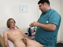 Hung black gay doctor first time I was able to probe his pro