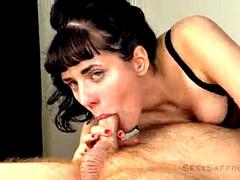 sexy saffron deepthroat