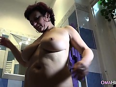 Hilary Blish milf solo