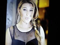 Victoria Azarenka cum tribute #7