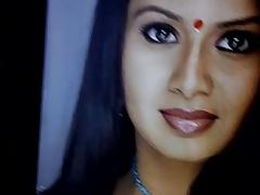 Sangeetha Bhabi cumshot