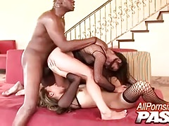 Mouth Cum Filled Blacked Angels