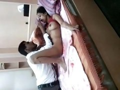 Hot Indian Bhabi Finger by her Boyfriend