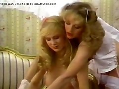 SINCE YESTERDAY - vintage 80's lesbian blonde music video