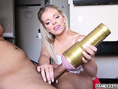 Trisha Parks ride meaty hard pole for pleasure