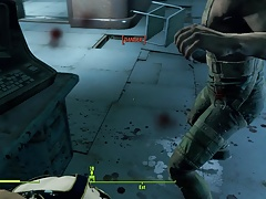 Fallout 4 truncheon punishment