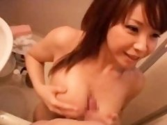 I love these Japanese bath resort films.  Co-ed baths are