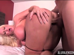 Christian XXX Buries His Face In Alura Jenson's Ass