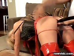 Tory Lane And Carly Parker Nasty BDSM Threesome video