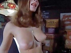 SUZIE Q - vintage 60's jiggling oiled tits dance