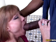 Mother Darla Crane Humps BIG BLACK COCK In Front Of Her Cheating Sonny
