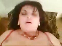 PornStar Ruzik on big cock