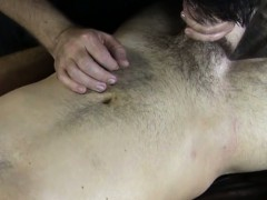 Gaystraight amateur jock blows his load