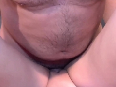 Group pounded busty slut