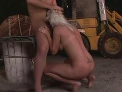 Bondage whore gets punished and fucked by master BDSM porn