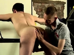 Teem age boys in bondage gay first time A Hairy Hole To