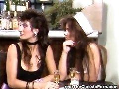 Hot retro ladies