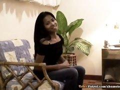 A Fantastic lil Filipina COUGAR