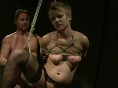 Kathia Nobili getting humiliated and punished