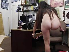 Ex dominatrix fucked by nasty pawn dude