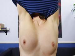 Pretty Casey Calvert in love with your dick