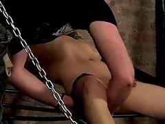 Amazing gay scene Draining A Boy Of His Load