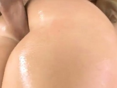 Katja Kassin with a pretty huge ass gets her anal wrecked