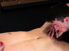 Young gay enjoys getting his arse fucked by massive cock
