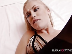 HARMONY VISION Anal Threesome on the Cox