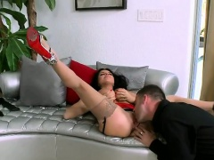 Romi Rain Plays With Her Boss