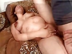 Pregnant cum on the big belly! Amateur!
