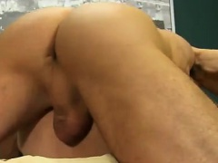 Amazing twinks Kyler Moss' chores around the palace may be f