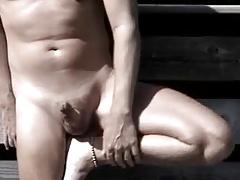 Yoga boner