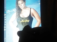 Ashley Graham cum tribute 2